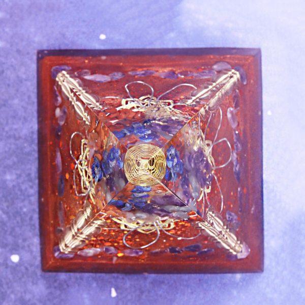 orgonite crystal